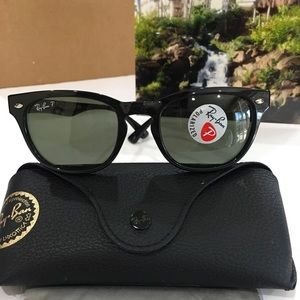 Ray-Ban 49mm Polarized Wayfarer Sunglasses